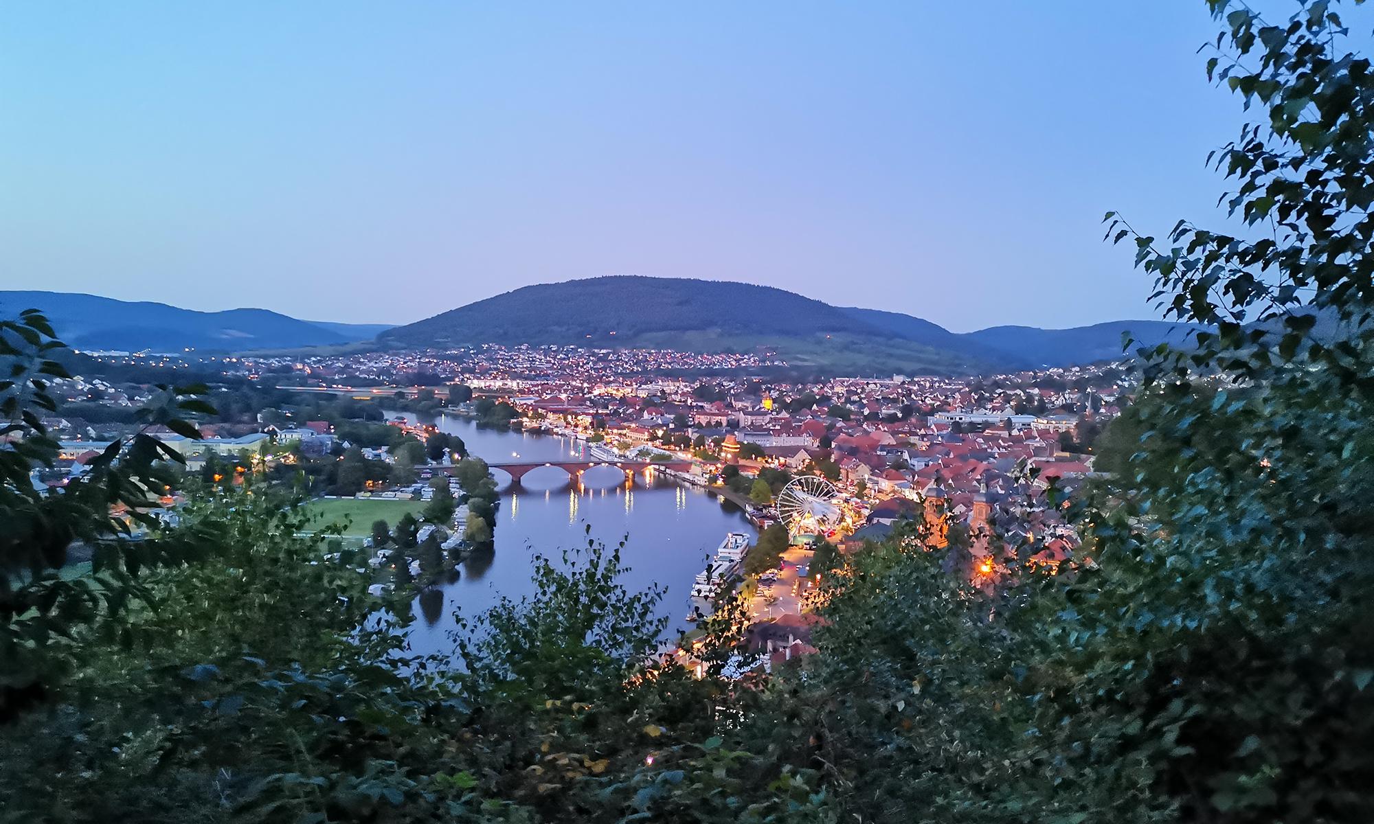 Miltenberg Burg Aussicht